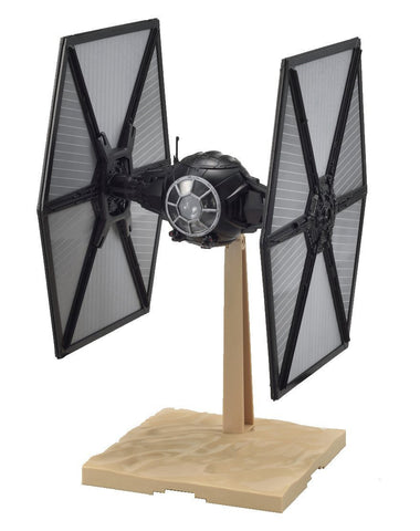 Star Wars First Order Tie Fighter 1/72 Scale Model Kit