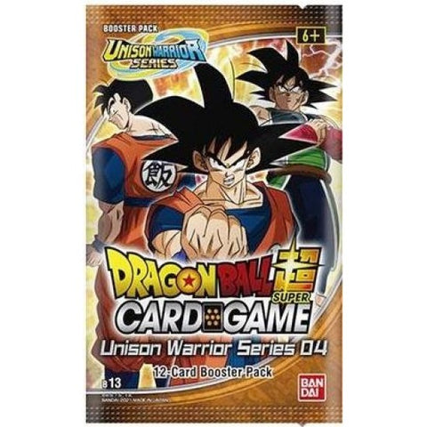 Dragon Ball Super Card Game - Unison Warrior Series - Supreme Rivalry Booster