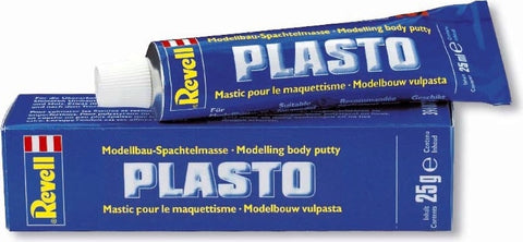 Plasto Filler - Model Putty