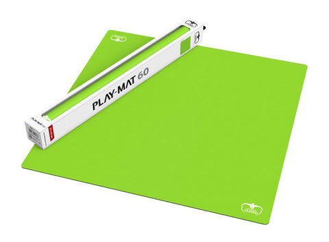 Ultimate Guard Play-Mat 60 Monochrome Green 61 x 61 cm