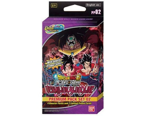 Dragon Ball: Unison Warrior Series - Vermilion Bloodline Premium Pack