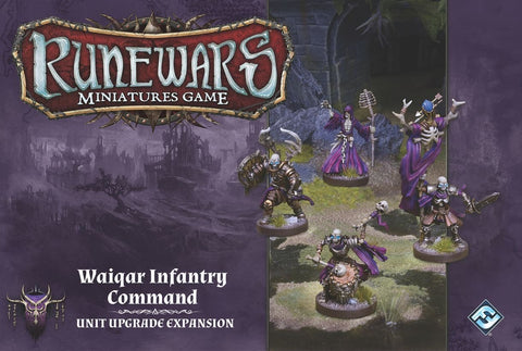 Waiqar Infantry Command Expansion Pack
