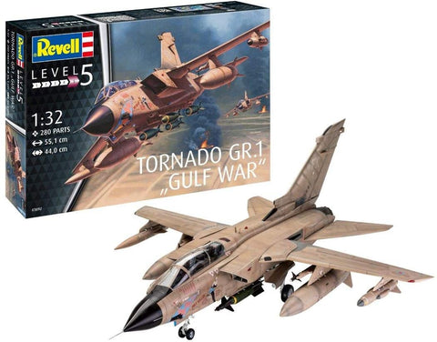 TORNADO GR.1 RAF GULF WAR 1/35 Scale Kit