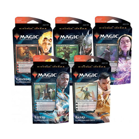 Magic: The Gathering - Core 2021 Planeswalker Deck