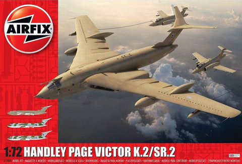 Handley Page Victor K.2/SR.2 1:72 Scale Kit