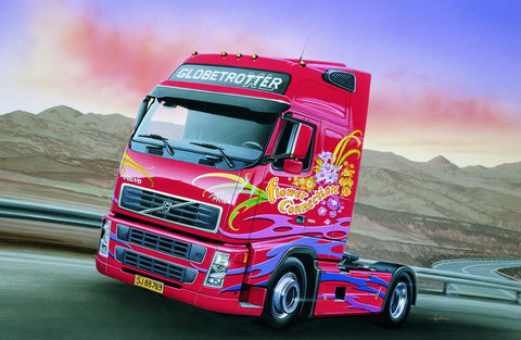 VOLVO FH16 GLOBETROTTER XL 1/24 Scale Kit