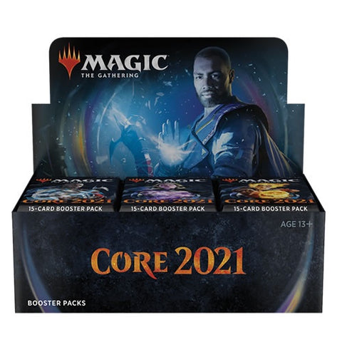 Magic: The Gathering - Core 2021 Booster Box