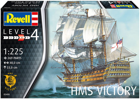 H.M.S. Victory 1/225 Scale Kit