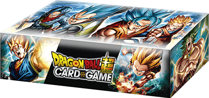 Dragonball Super Card Game: Draft Box 01
