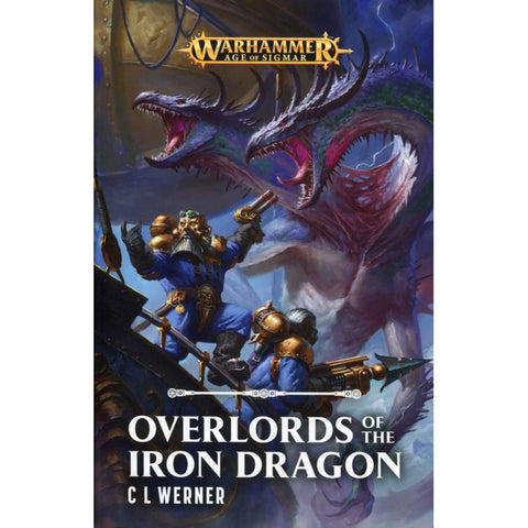 Overlords Of The Iron Dragon Paperback