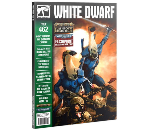 White Dwarf Issue 462
