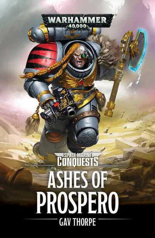 Ashes of Prospero - Space Marine Conquests (PB)