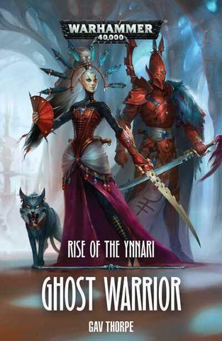 GHOST WARRIOR: RISE OF THE YNNARI (PB)