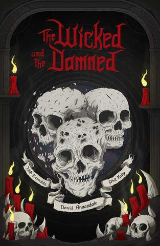 The Wicked and the Damned - Warhammer Horror (PB)