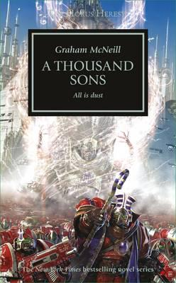 HORUS HERESY: A THOUSAND SONS (PB)
