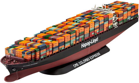 Container Ship Colombo Express Model Kit
