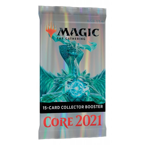 Magic: The Gathering - Core 2021 Collector Booster