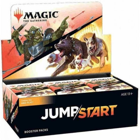 Magic: The Gathering - Jumpstart Booster Box