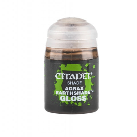 SHADE: AGRAX EARTHSHADE GLOSS 24ML
