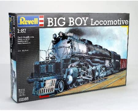 Big Boy Locomotive (1:87 scale)