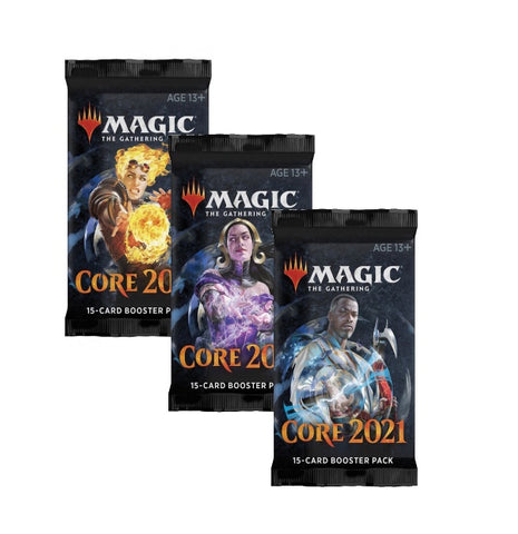 Magic: The Gathering - Core 2021 Booster