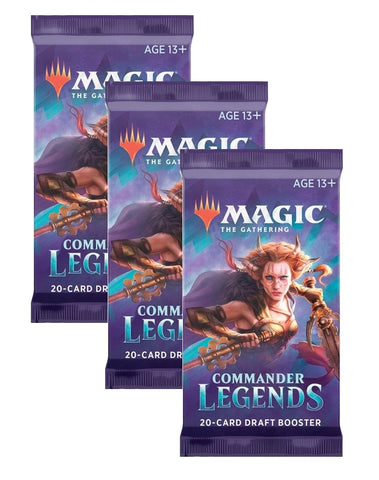 Magic: The Gathering - Commander Legends Draft Booster