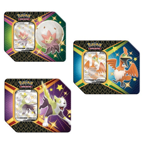 Pokemon Shining Fates V Power Tins