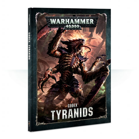 CODEX: TYRANIDS (HB)