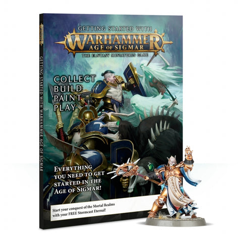 Getting Started With Warhammer Age of Sigmar 2