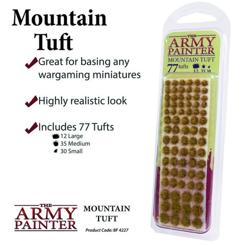 TAP Mountain Tuft