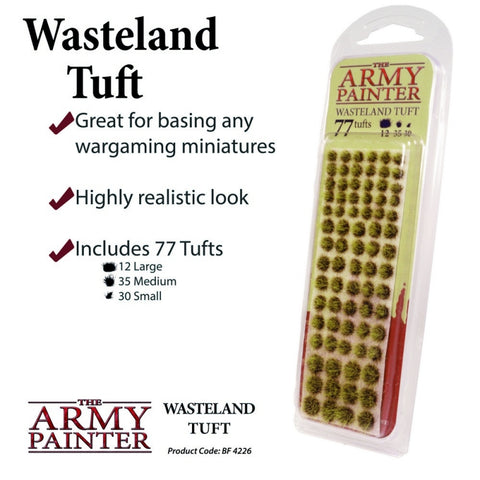 TAP Wasteland Tufts