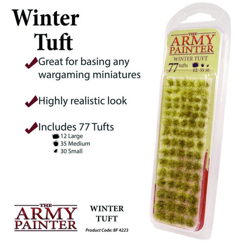 TAP Winter Tuft
