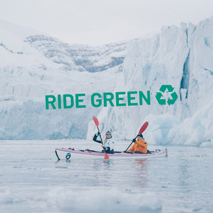 Ride Green for Blacksnow