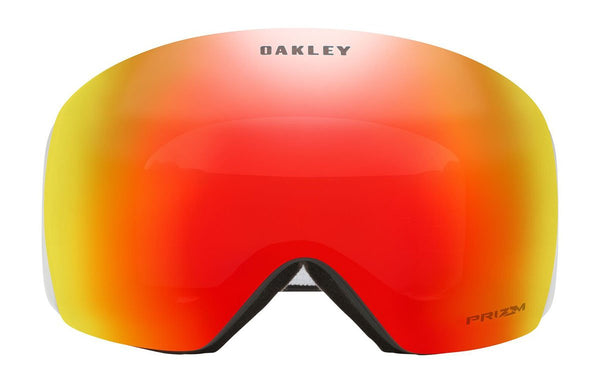 Oakley Flight Deck Matte Black / Prizm Torch Iridium Goggles 2019