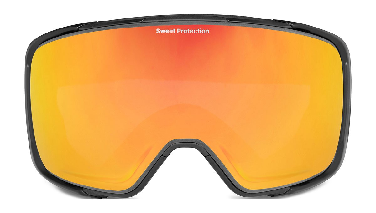 Sweet Protection Interstellar Matte Black RIG Topaz Goggles