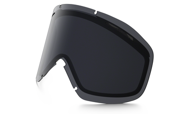 Oakley O Frame 2.0 XL Dark Grey Lins