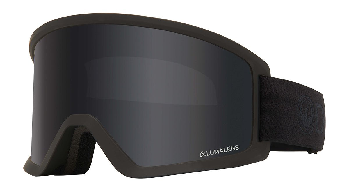 Dragon DX3 Blackout Goggles