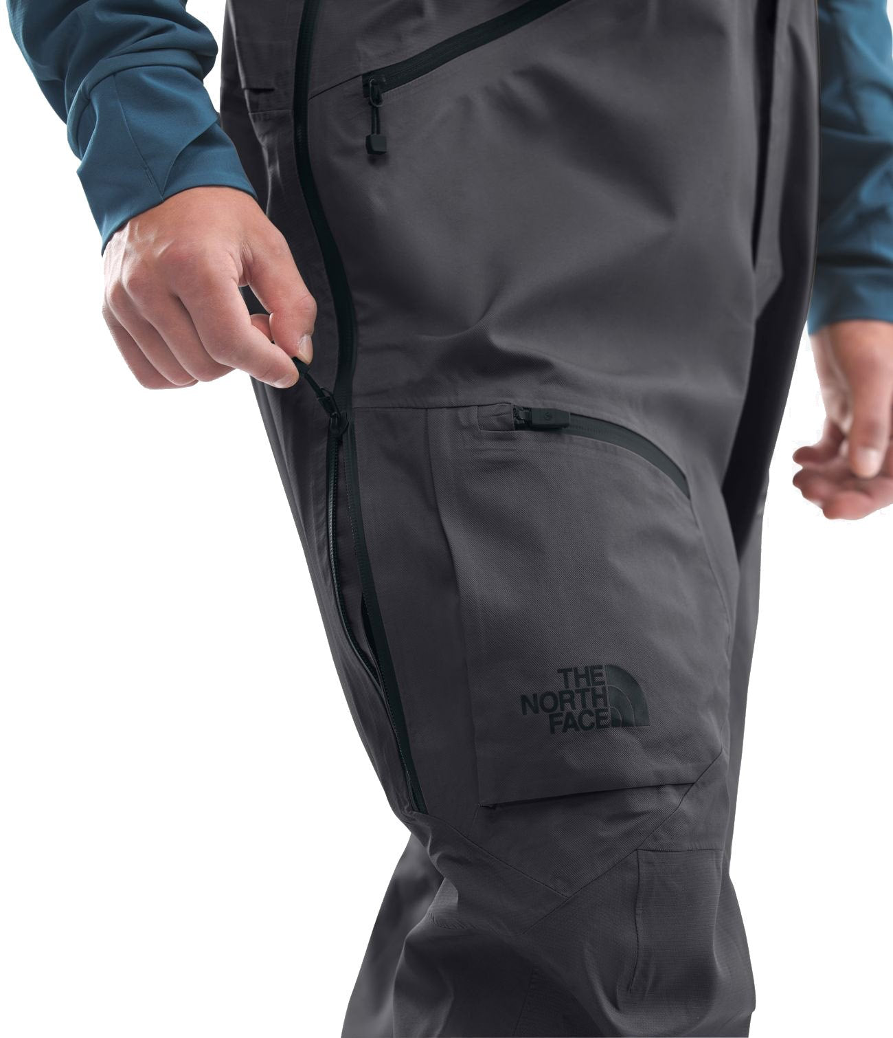The North Face Brigandine Bib Skidbyxor
