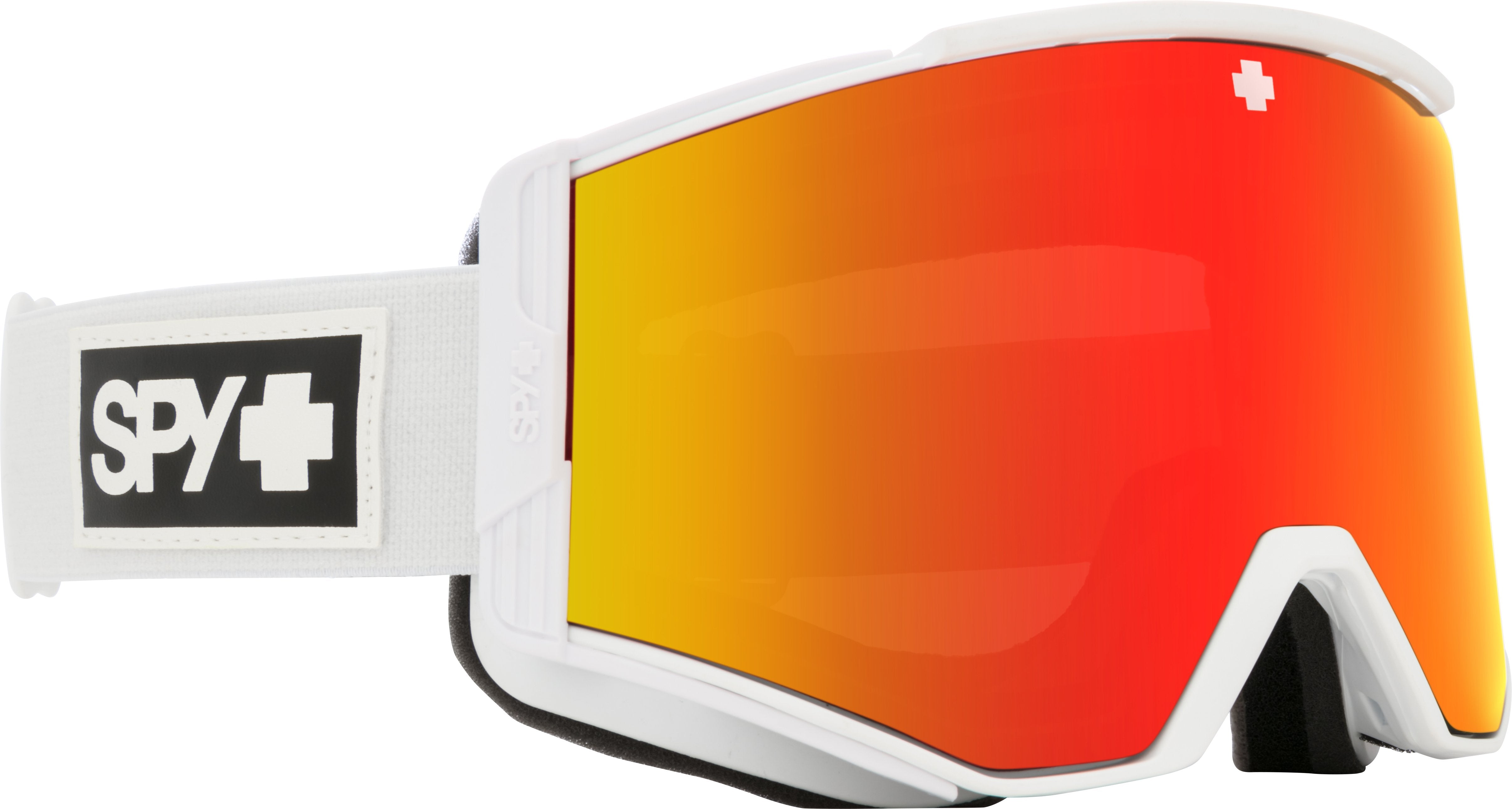 Spy Ace Essential White Goggles