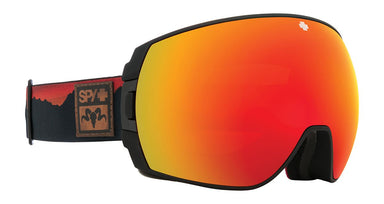 Spy Legacy Wiley Miller Red Spectra Goggles