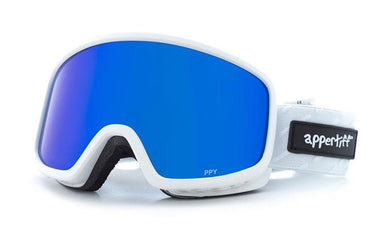 Appertiff PPY Artic White Goggles