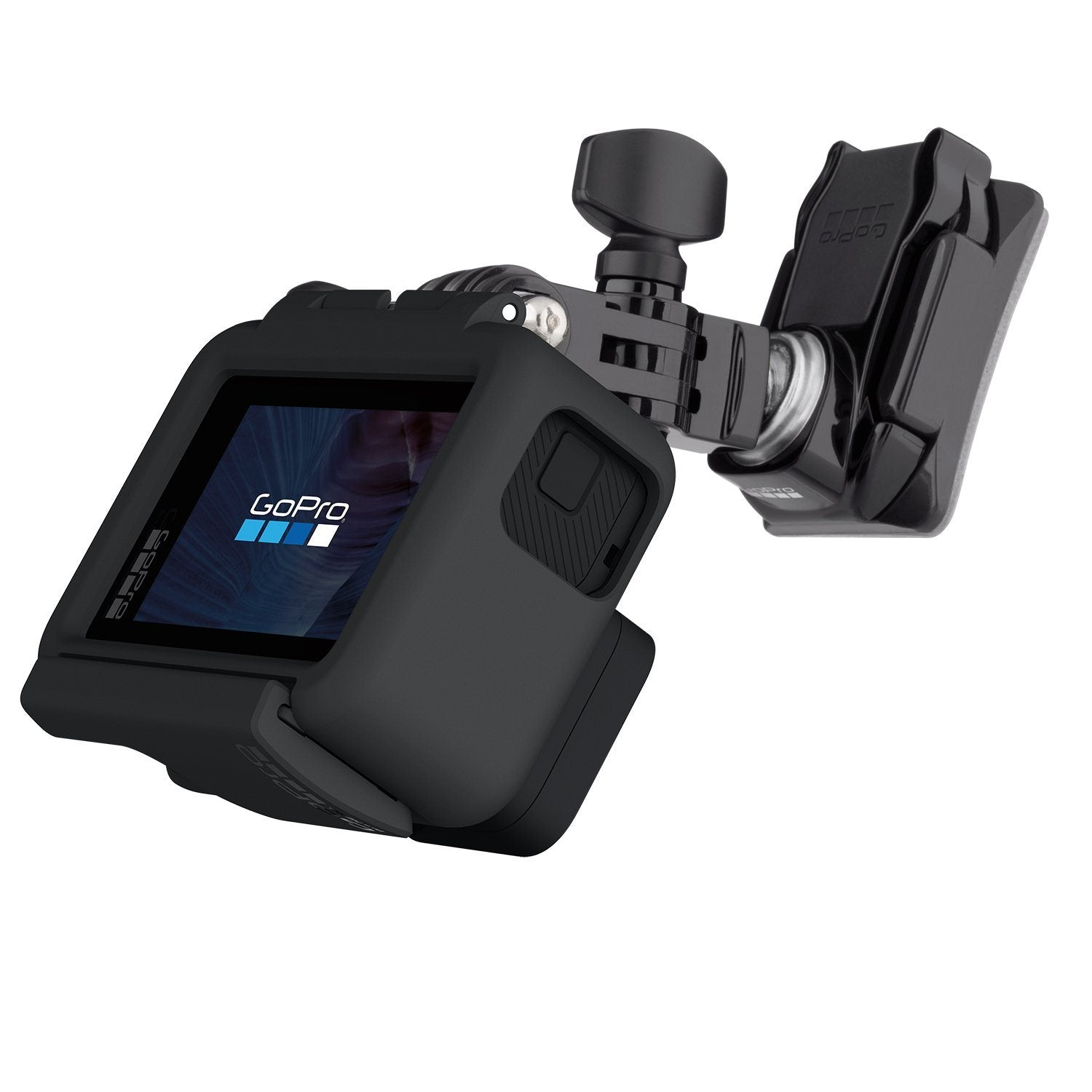 GoPro Helmet Front + Side Mount