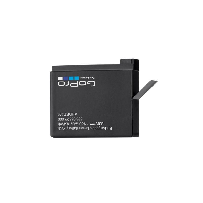 GoPro HERO4 Rechargeable Battery - - Blacksnow