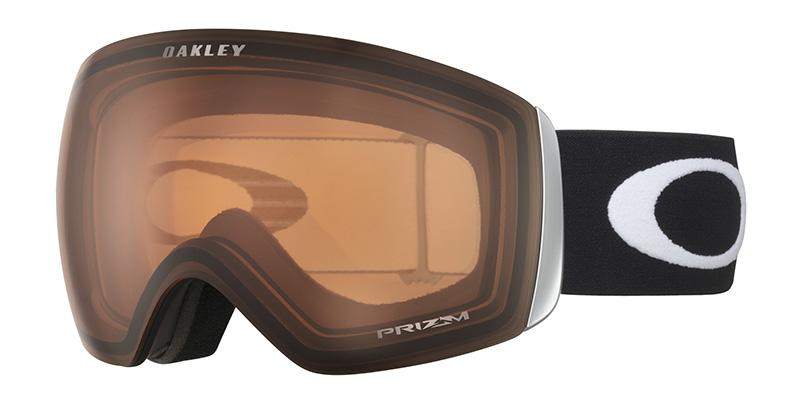 Oakley Flight Deck Matte Black Prizm Persimmon Goggles
