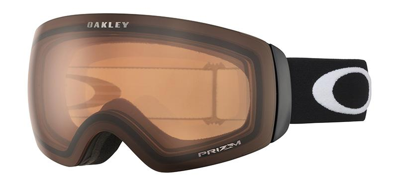 Oakley Flight Deck XM Matte Black Prizm Persimmon Goggles