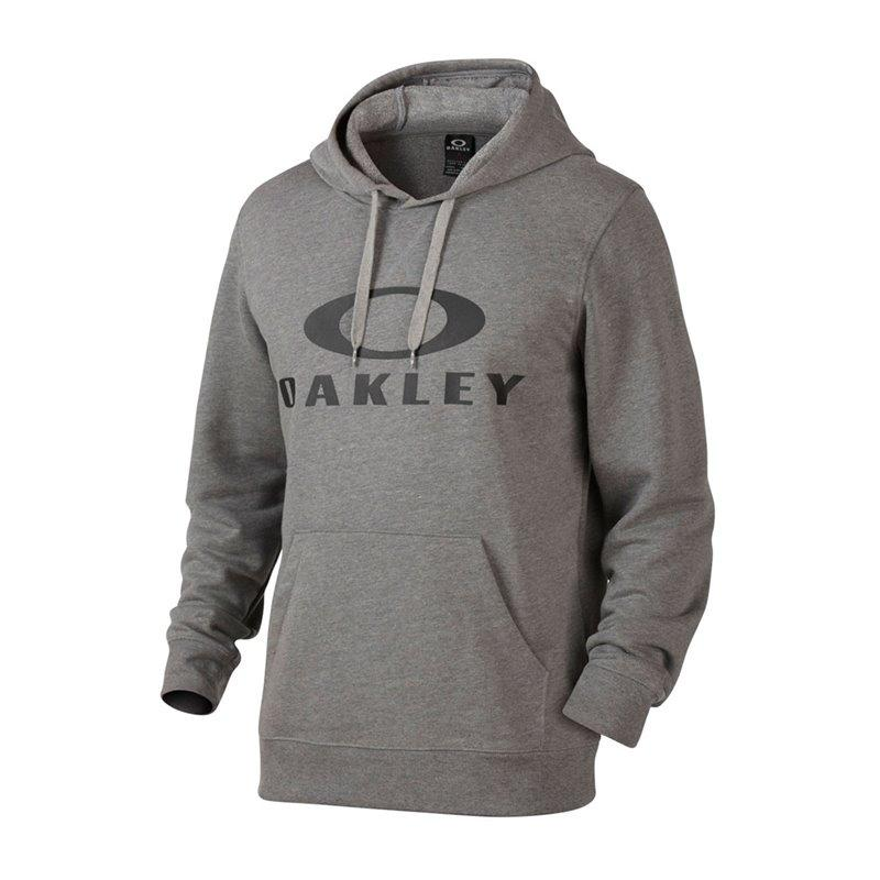 Oakley DWR Ellipse P/O Hoodie - Athletic Heath - Blacksnow