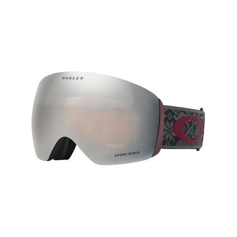 Oakley Flight Deck Torstein Sig Nexus Iron / Prizm Black Iridium - - Blacksnow