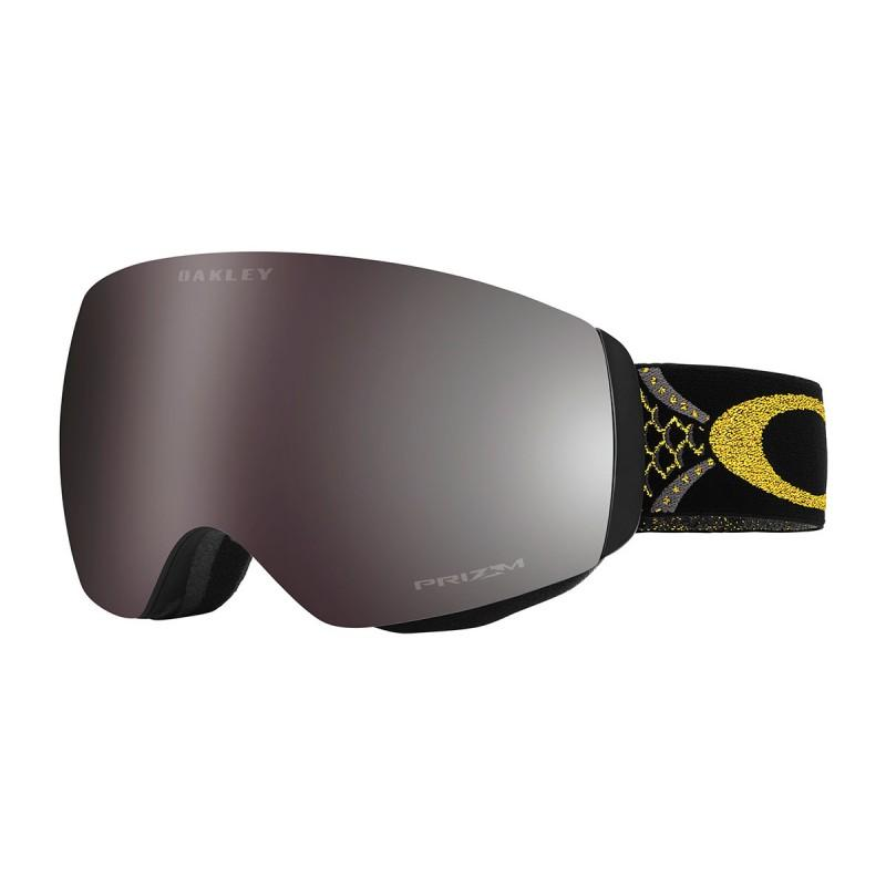 Oakley Flight Deck XM White / Prizm Black Iridium - - Blacksnow