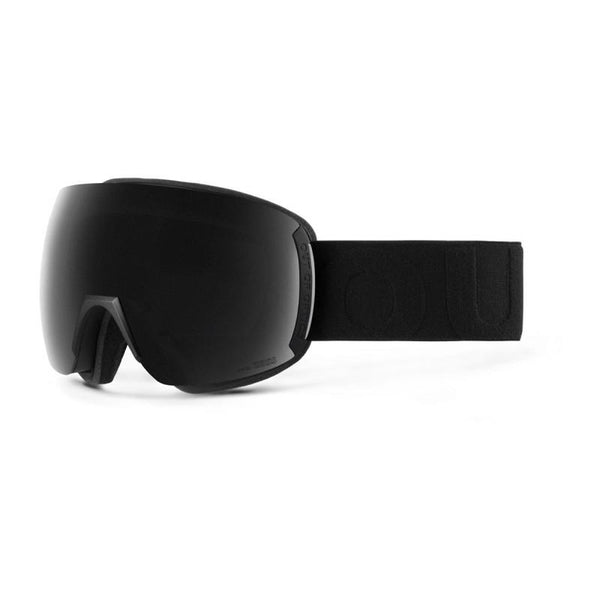 Out Of Earth Goggles - Black - Blacksnow