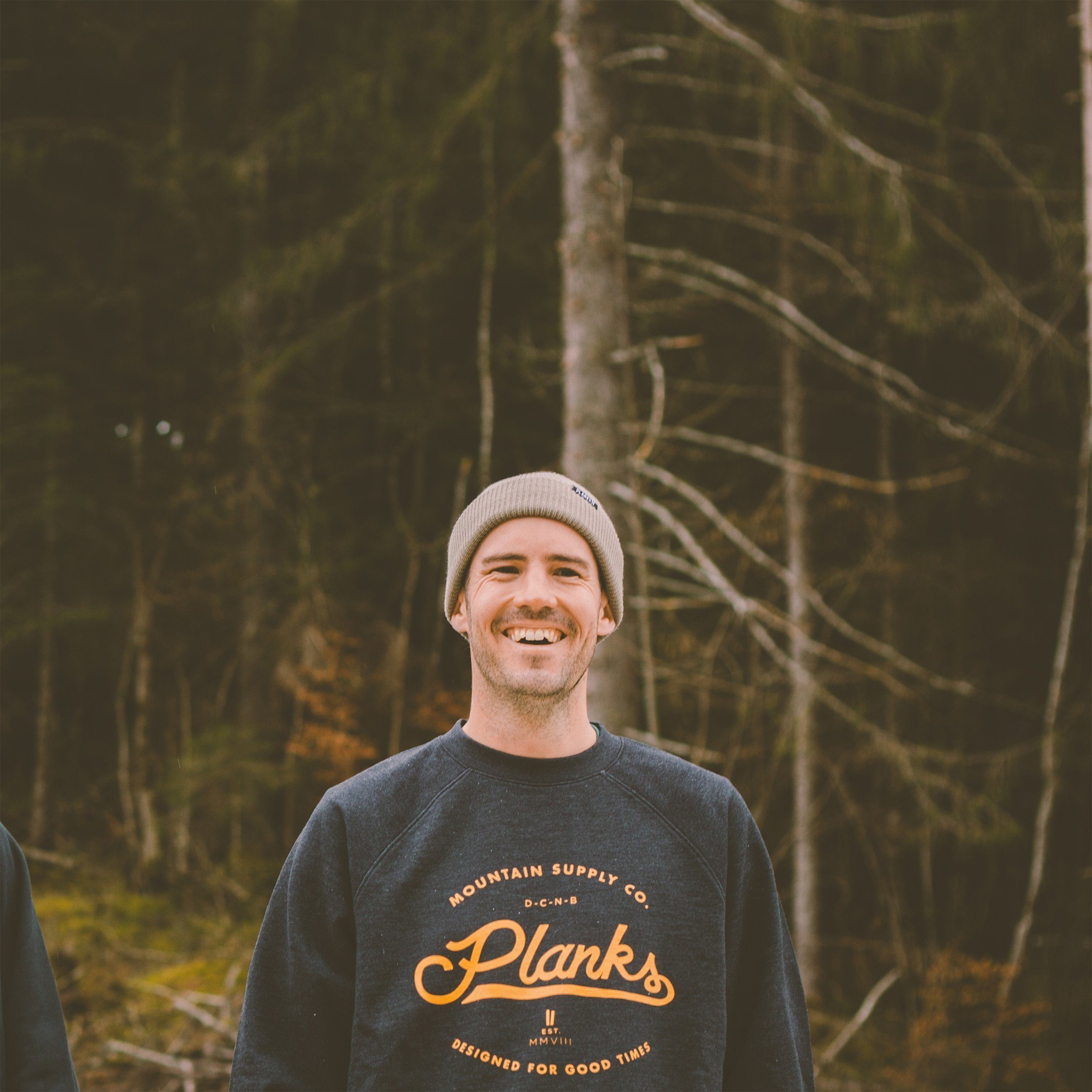 Planks Mountain Supply Co. Crewneck